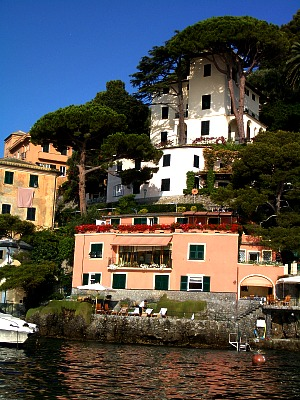 Portofino coast villas