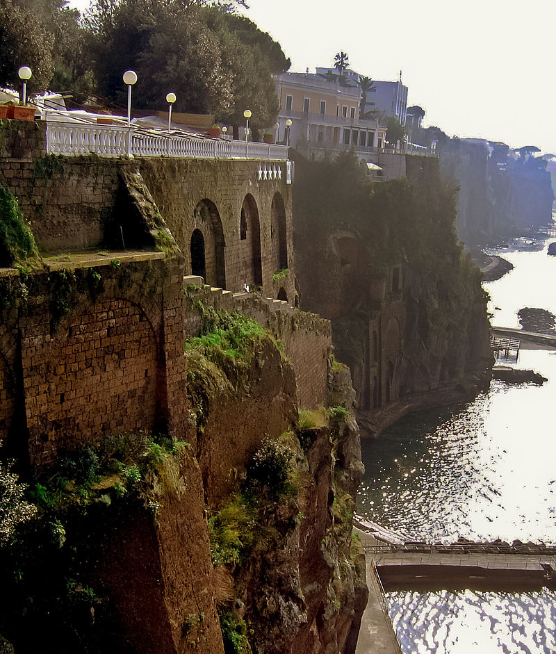 Sorrento Cliff