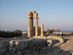 rhodes acropolis image, rhodes attraction, old rhodes, rhodes images