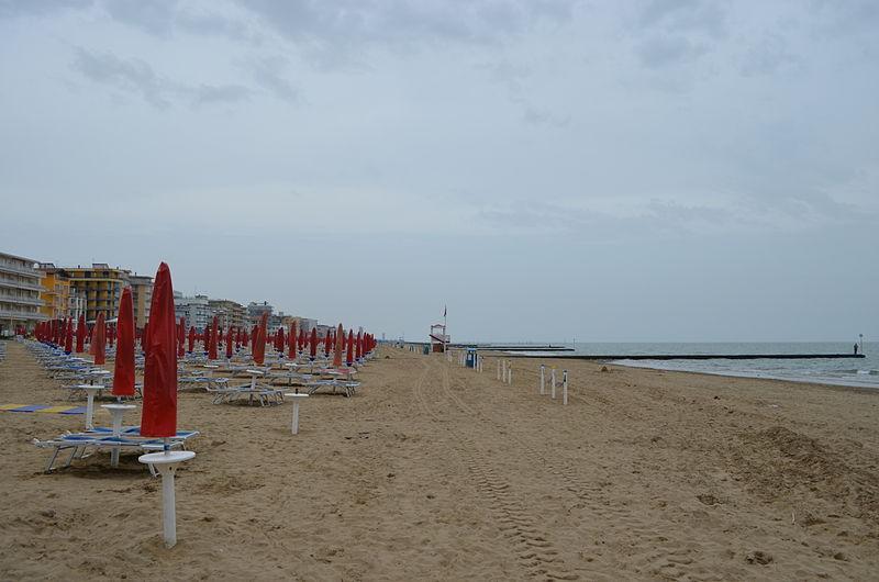 lido di jesolo beach venice