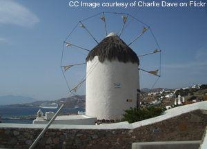 mykonos windmills, mykonos agricultural museum, mykonos island