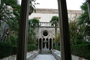 dubrovnik franciskan monastery, dubrovnik attractions