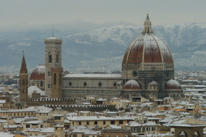 florence image, florence snow photo