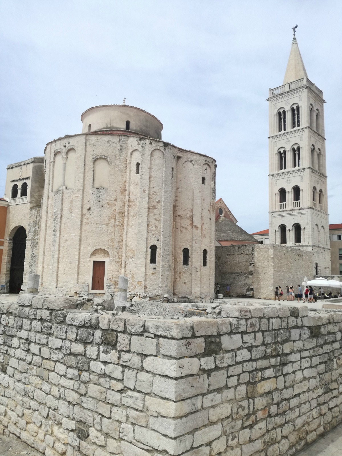 Sveti Donat, St Donatus, Zadar Attractions, Zadar Sights to See