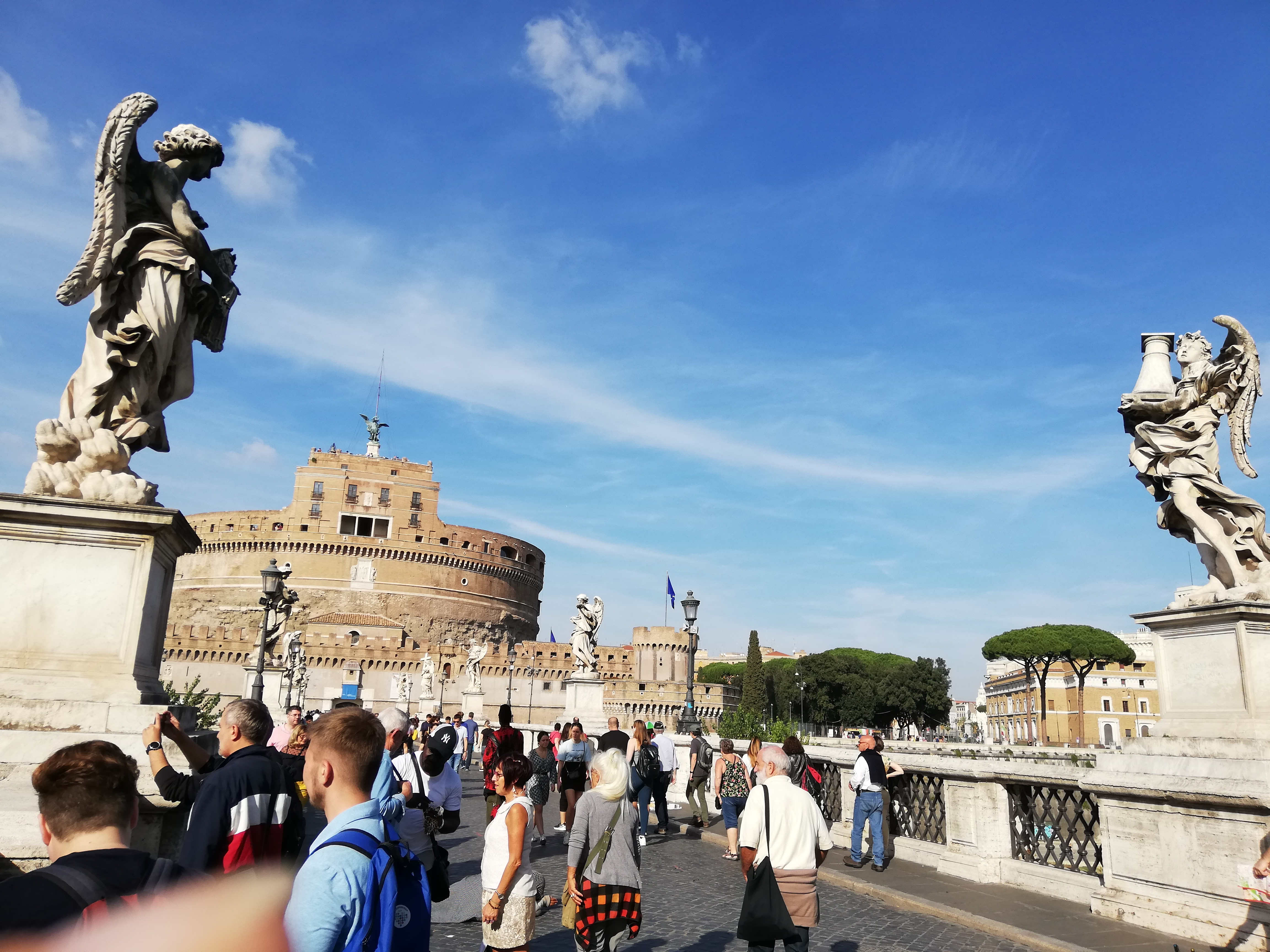 Castel del Sant Angelo in Rome, What to do in Rome
