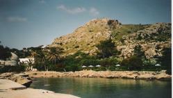 kalithea rodos, kalithea beach rhodes