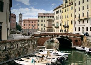 Awesome Livorno New Venice Photo