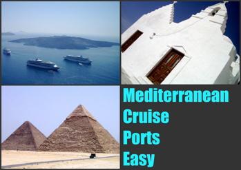 Mediterranean cruise, Europe cruise, Mediterranean sights