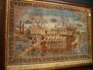 silk rugs photos, turkish silk carpet images