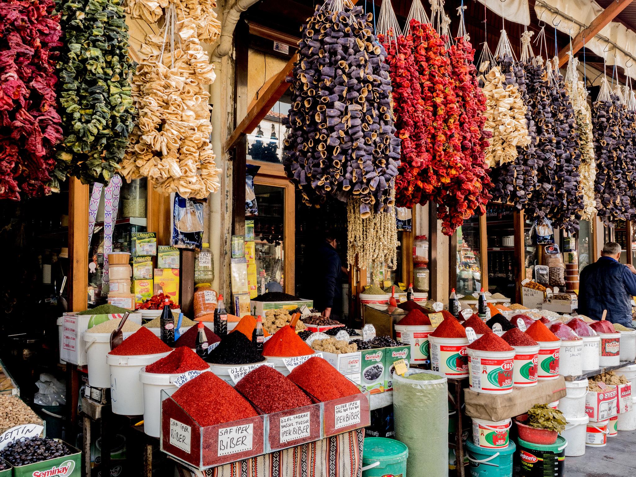 Spice bazaar image, spice bazaar photo, spice bazaar picture