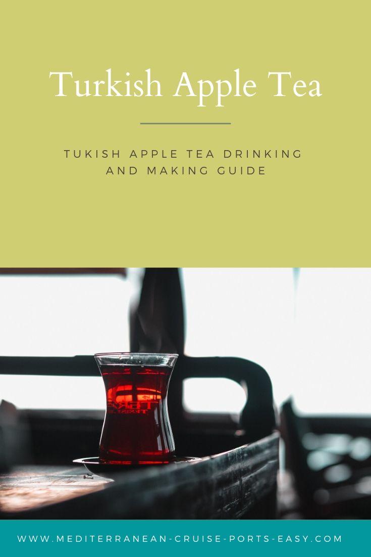 turkish apple tea image, turkish apple tea photo, turkish apple tea picture