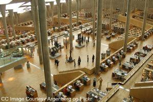 alexandrian library, alexandria cruise, the new alexandria library, library in alexandria