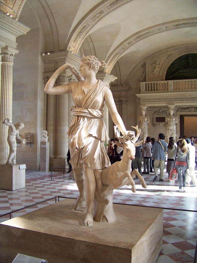 artemis statue image, artemis statue photo, artemis picture