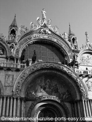 basilica di san marco, photo, st marks basilica, picture, venice, italy