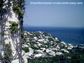 capri view photos, capri landscape images
