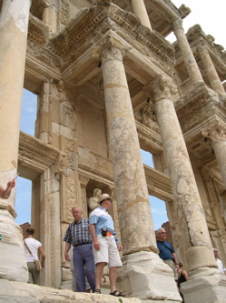 celsus library photo, ephesus library photo