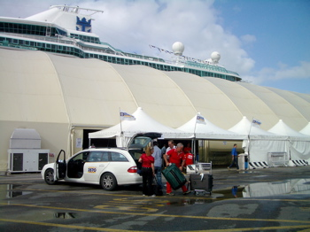 Port of civitavecchia getting from civitavecchia to rome - Port of civitavecchia cruise terminal ...