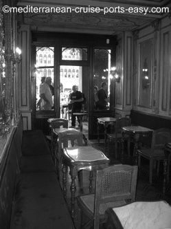 florian cafe, venice photos, cafes venice