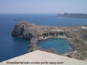 lindos greece, lindos images, lindos beach