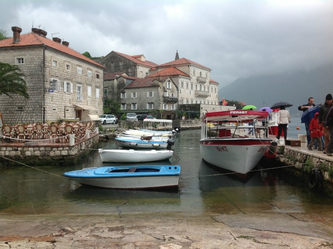 Perast Montenegro private tour