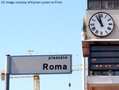 piazzale roma, venice piazzale roma photo