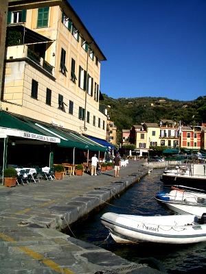 Walk to Piazzetta di Portofino