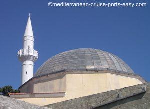 rhodes mosque picture