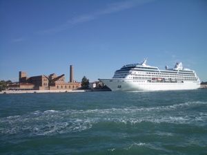 san basilio venice, venice cruise terminal