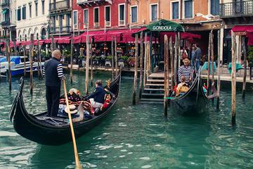 Basilica San Marco Tour Gondola ride