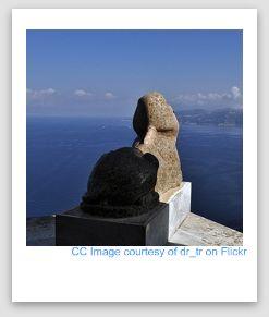 villa san michele capri, capri attractions photos