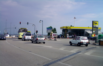 piazzale roma, venice terminal