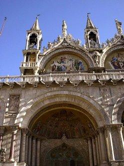 basilica di san marco, st marks basilica, mosaics, venice, italy