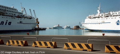 civitavecchia italy photo, civitavecchia port, civitavecchia docks, civitavecchia harbour