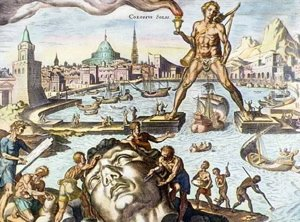 colossus of rhodes, rhodes history, ancient rhodes, rhodes images