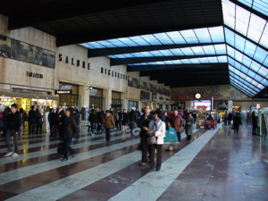 santa maria novella image, train station florence photos
