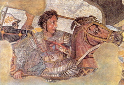 alexander the great image, rhodes history, history of rhodes