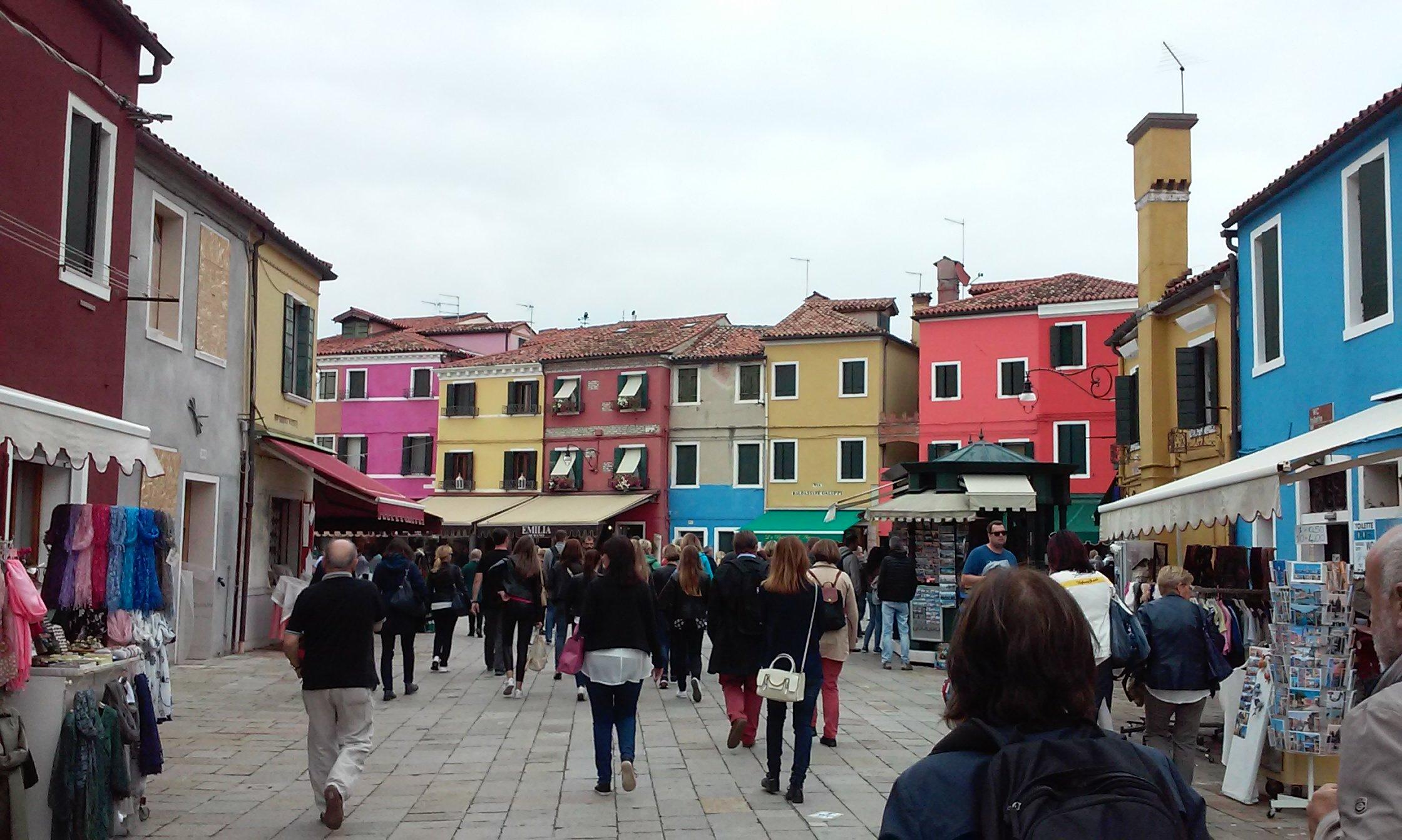 Burano Venice shore excursion