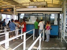 capri transport, capri for cruisers, daytrip to capri
