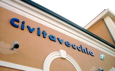 Civitavecchia cruise terminal, travel from Civitavecchia to Rome