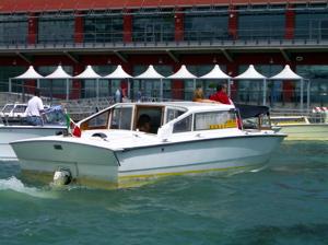 venice water taxi, cruise terminal venice, venice stazione marittima