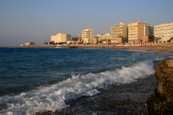 elli beach rhodes, rodos photo, rhodos photo
