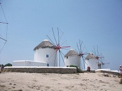 Mykonos, Greece cruise tips