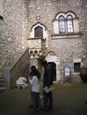 palazzo corvaia photos, taormina monuments images, taormina attractions
