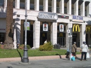 livorno piazza grande