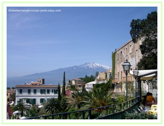 mount etna photo, mount etna volcano picture