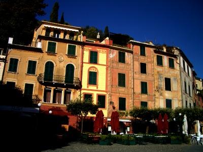 Piazzeta di Portofino Italy