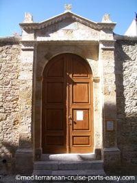 rhodes synagogue photo