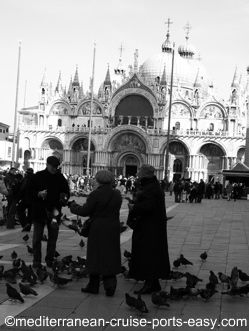 piazza san marco, saint mark's, venice, italy, venice pictures