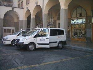 piazza grande taxi