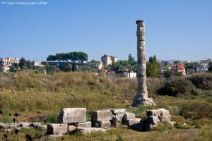 Temple of Artemis image, temple of Artemis photo, temple of Artemis picture